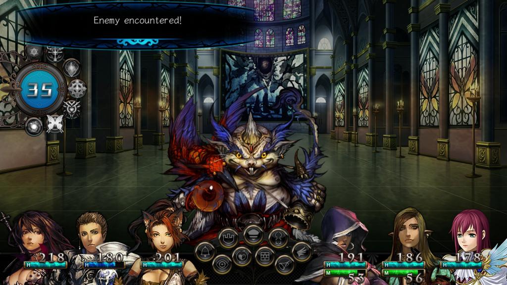 Stranger of Sword City: White Palace Screenshot 3