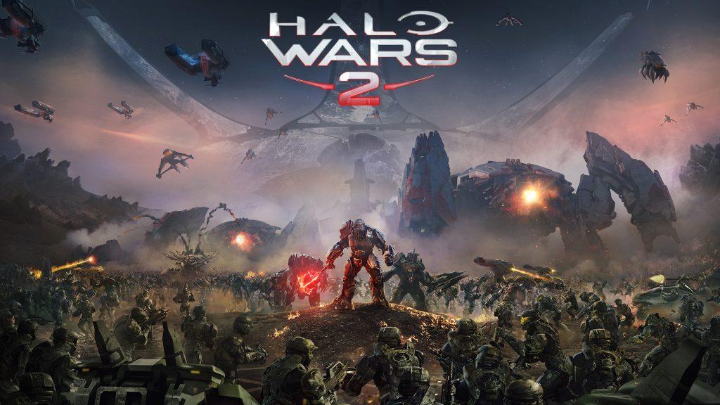 Halo Wars 2 Horizontal Key Art