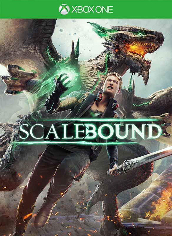 Scalebound Digital Box Shot