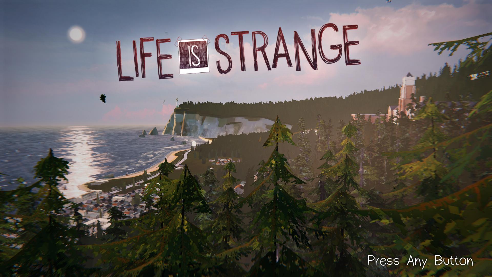 Life is Strange Title