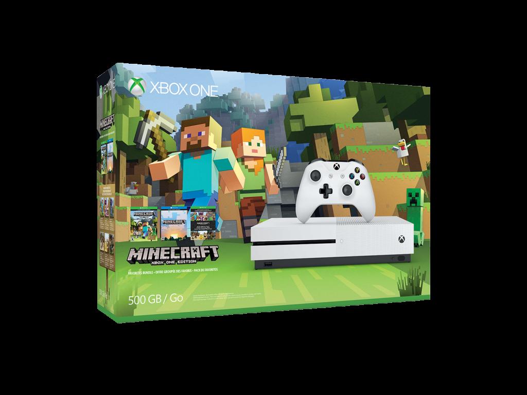 xboxones_500gbconsole_minecraftfavoritesbundle