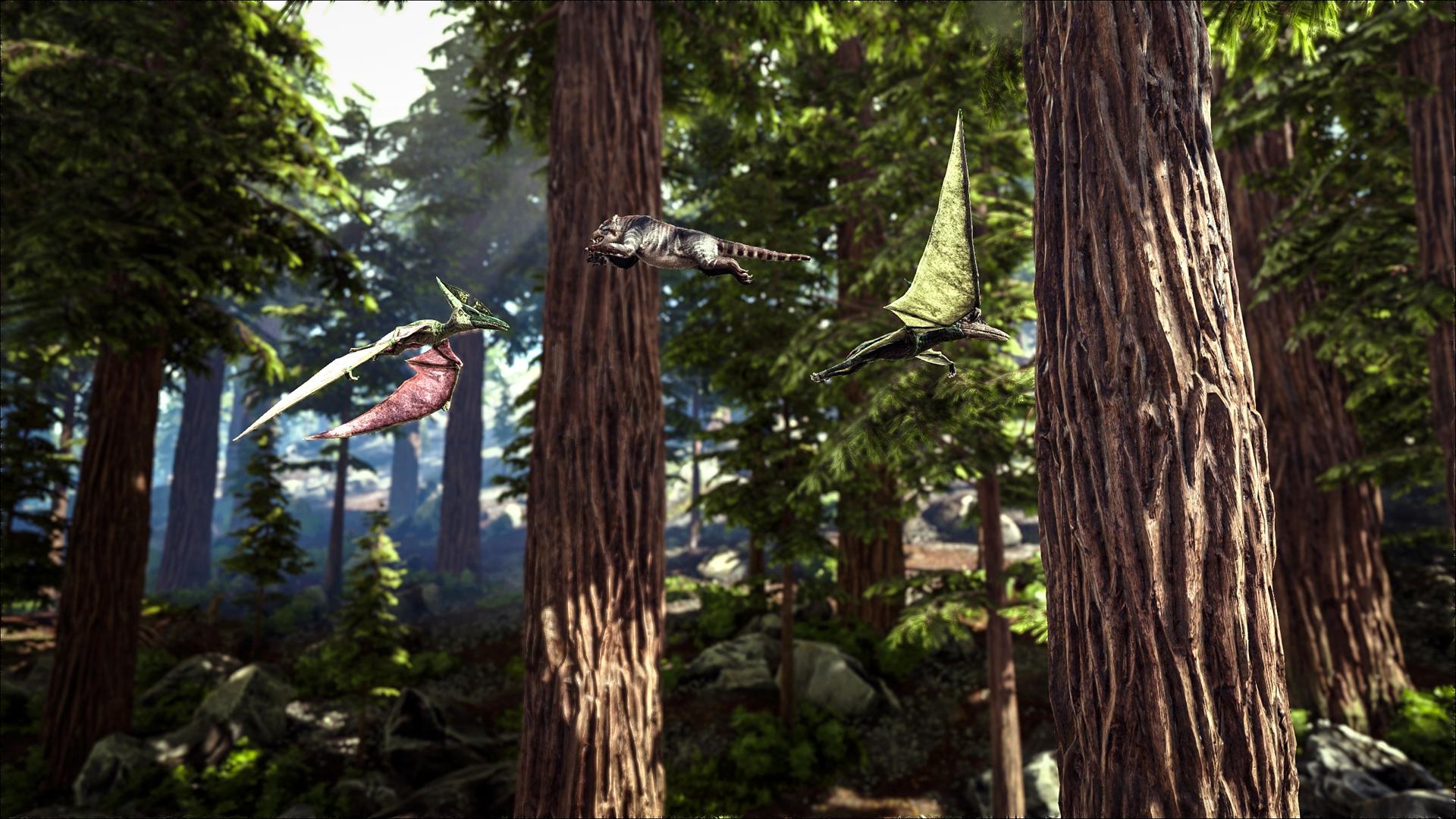 Ark: Survival Evolved Update v255 Trailer and Artwork! – The Hidden