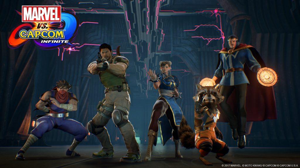 Marvel vs  Capcom: Infinite Review – The Hidden Levels