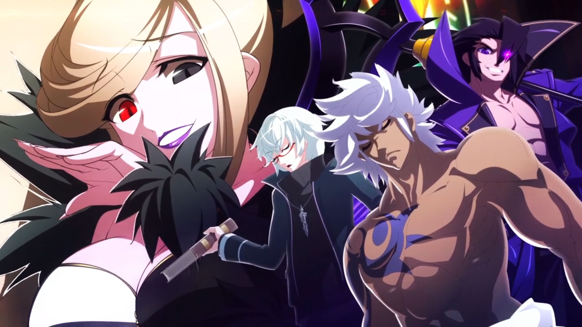 Under Night In Birth Exe Late St Gameplay Trailers Screenshots