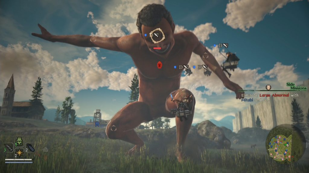 Attack On Titan 2 Gets Plethora of Trailers, Screenshots ...