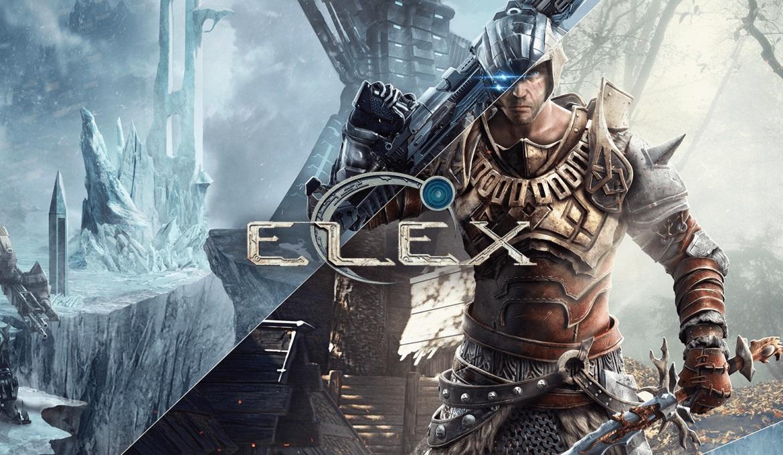 Elex Rüstungen